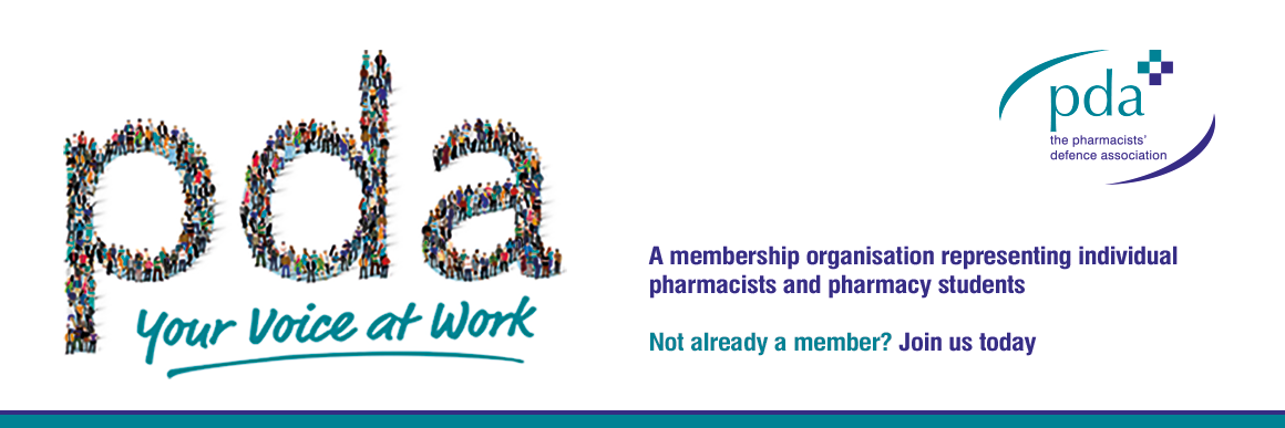 Why join the PDA? | The Pharmacists' Defence Association